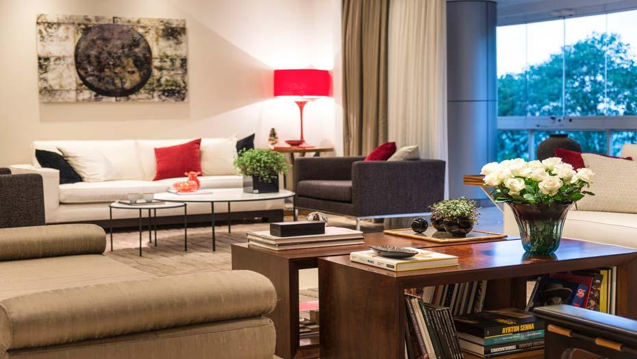 Apartamento Burle Marx