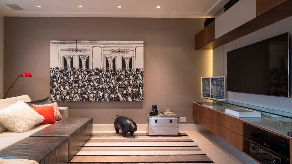 Apartamento Burle Marx -